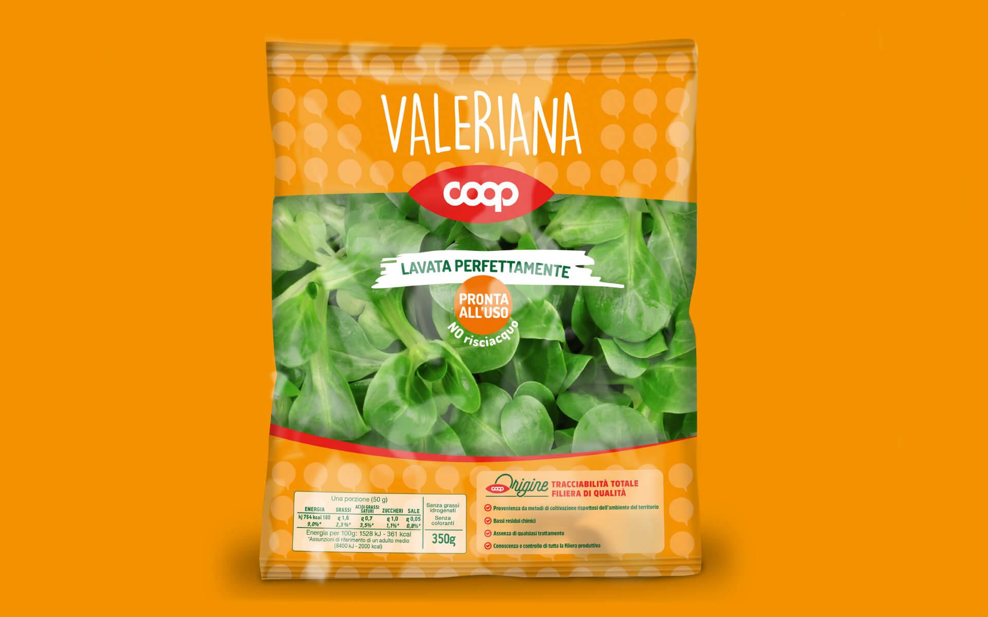 Coop Italia packaging by Start