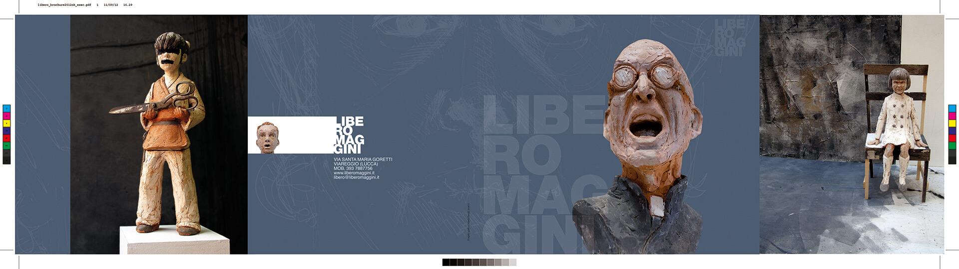 Libero Maggini brochure by Start