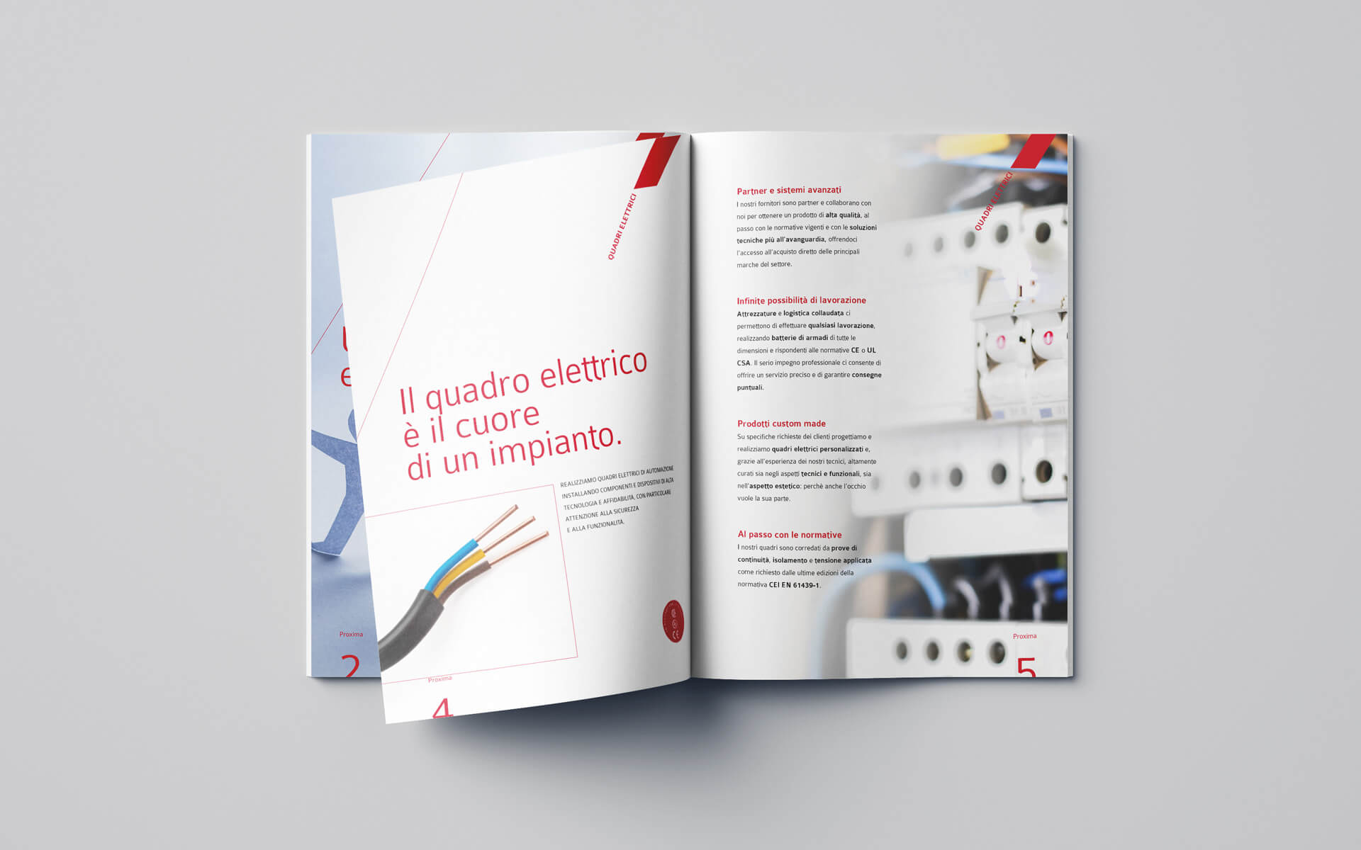Brochure Proxima Lucca by Start