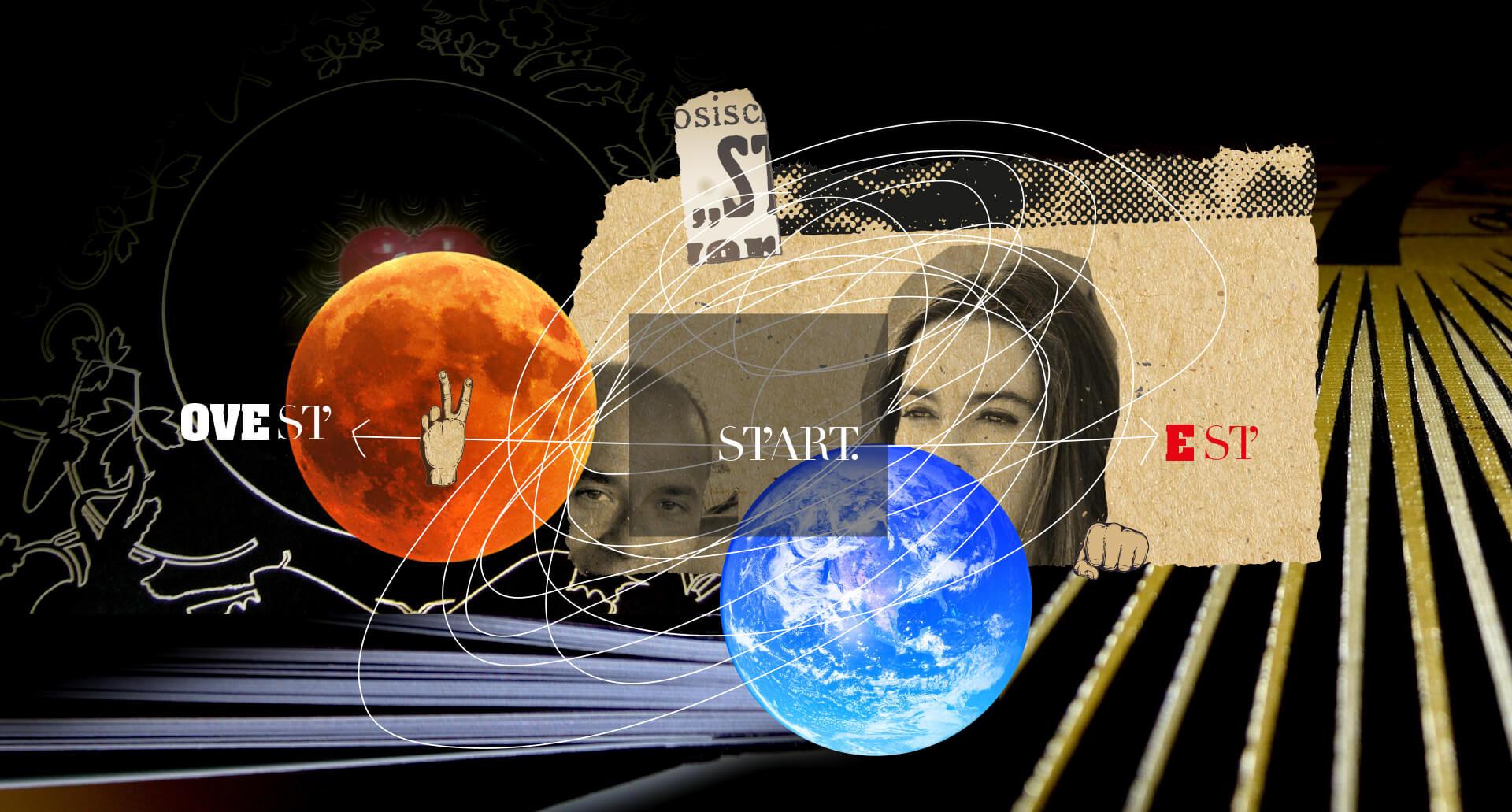 collage foto profilo start