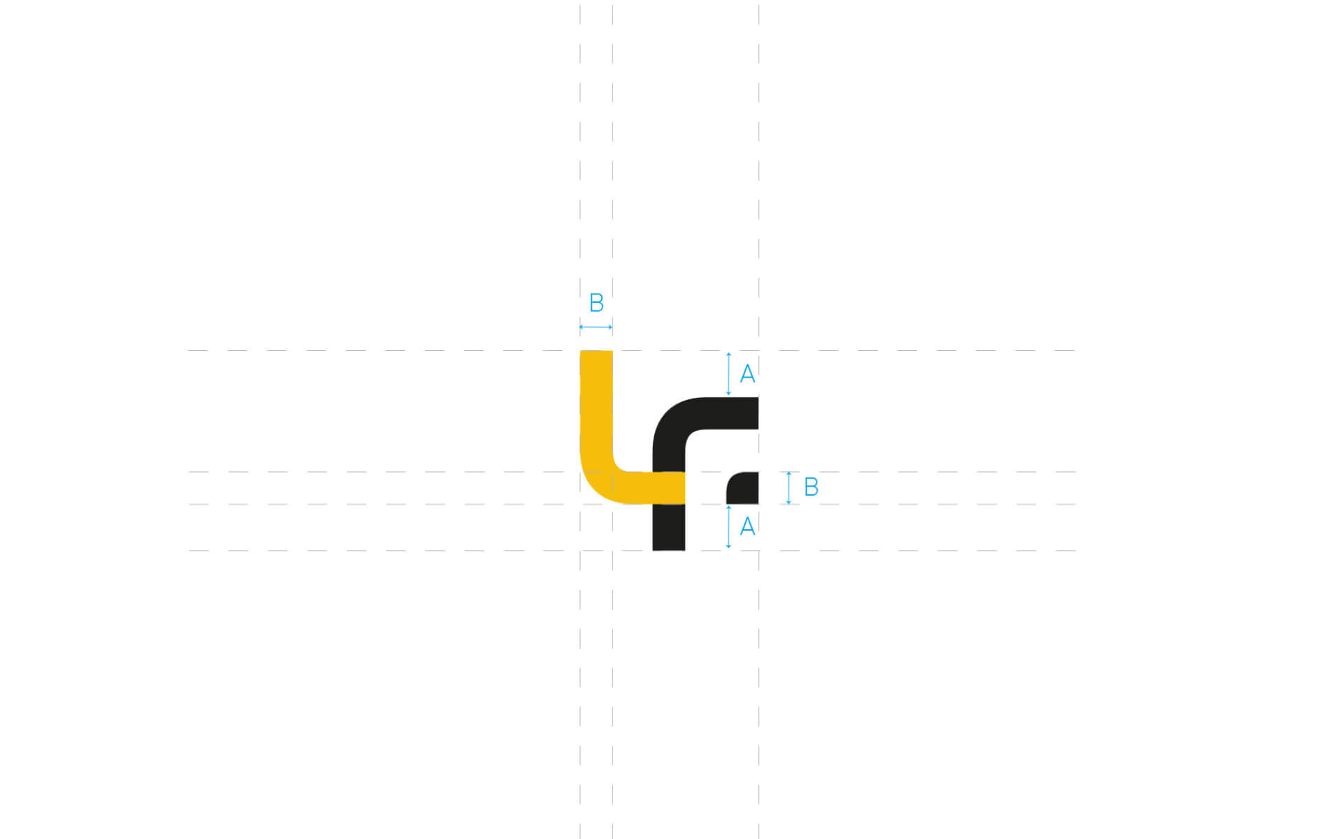 Costruzione Logotipo La Ferramenta