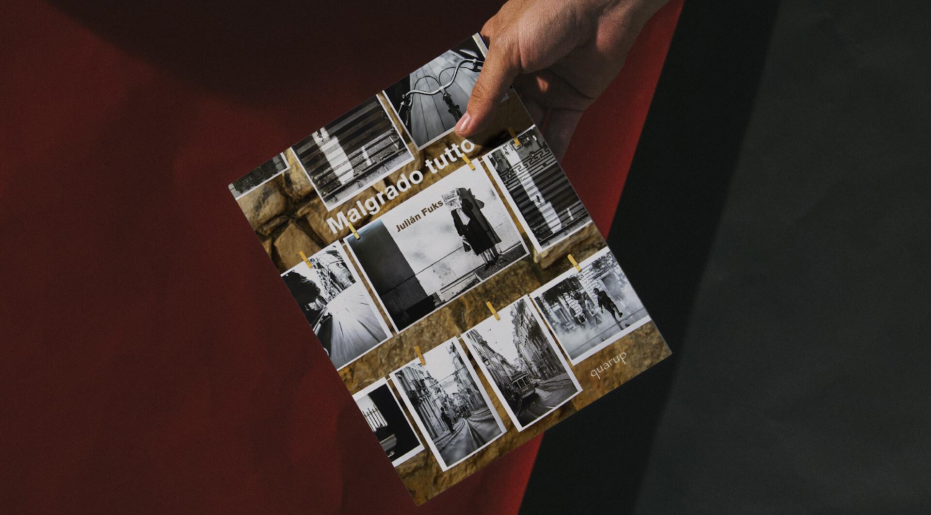 Copertina libro Edizioni Quarup